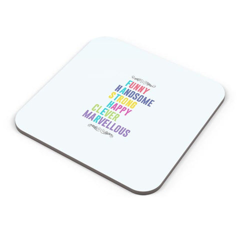 Buy Coasters Online | Definition Of Father Coasters Online India | PosterGuy.in