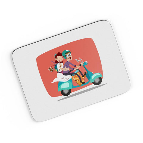 On Our Way A4 Mousepad Online India