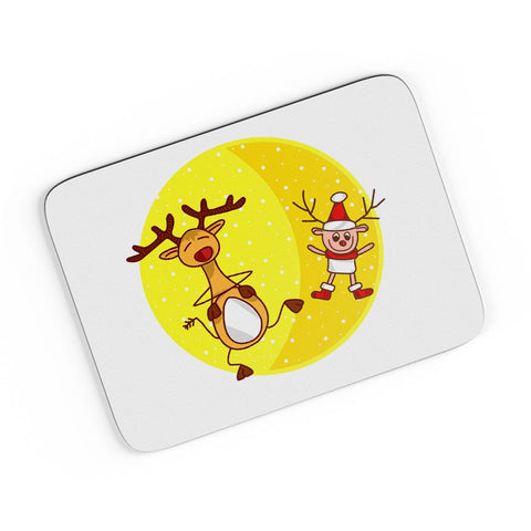 Xmas A4 Mousepad Online India