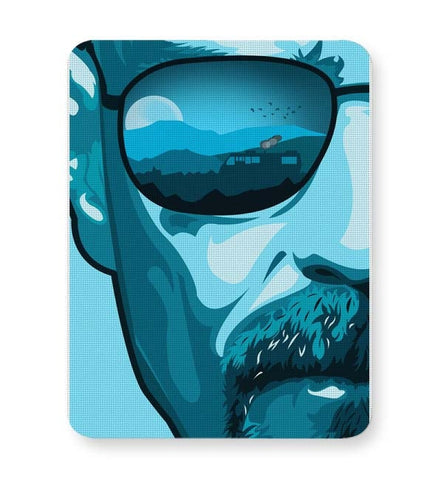 Buy Mousepads Online India | Hiesenberg Mouse Pad Online India