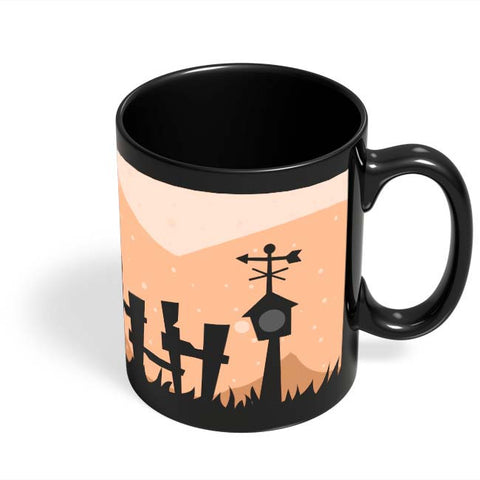 Coffee Mugs Online | Love Black Coffee Mug Online India