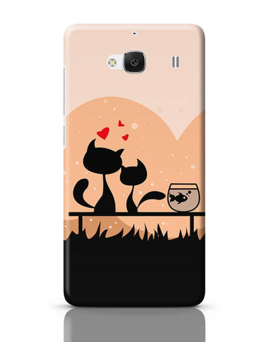 Xiaomi Redmi 2 / Redmi 2 Prime Cover| Love Redmi 2 / Redmi 2 Prime Case Cover Online India