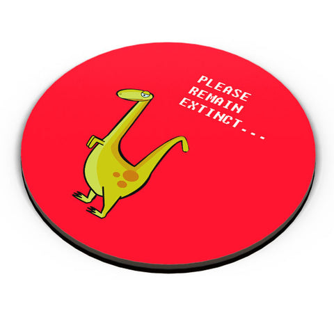 PosterGuy | Dino Cartoon (Single -Green) Fridge Magnet Online India by Famekrafts