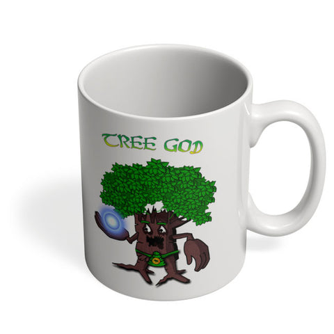 Coffee Mugs Online | Tree God (Brown) Mug Online India