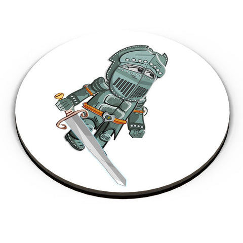 PosterGuy | Cartoon Knight Fridge Magnet Online India by Famekrafts