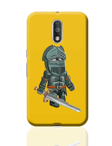 Cartoon Knight Moto G4 Plus Online India