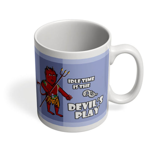 Coffee Mugs Online | Mini Devil Cartoon Mug Online India