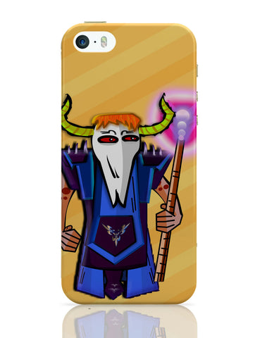 iPhone 5 / 5S Cases & Covers | Dark Wizard iPhone 5 / 5S Case Online India