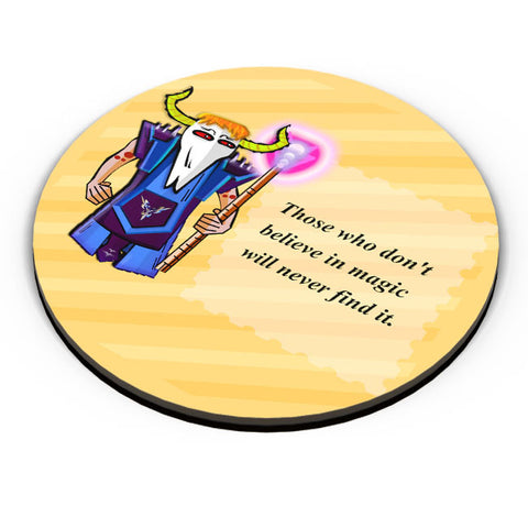 PosterGuy | Dark Wizard Fridge Magnet Online India by Famekrafts