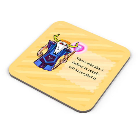 Buy Coasters Online | Dark Wizard Coaster Online India | PosterGuy.in