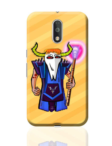 Dark Wizard Moto G4 Plus Online India