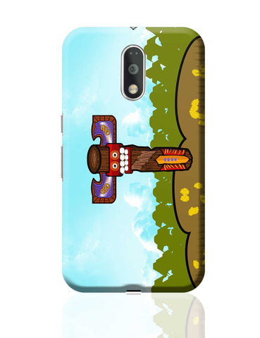 Mayan Totem Moto G4 Plus Online India