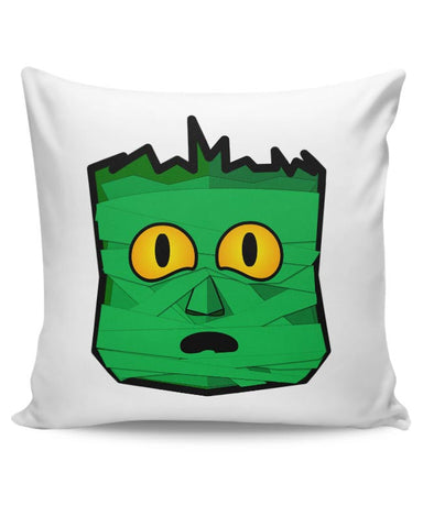 Green Mummy Cushion Cover Online India