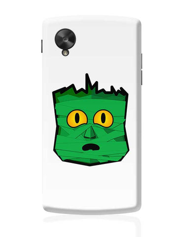 Green Mummy Google Nexus 5 Covers Cases Online India