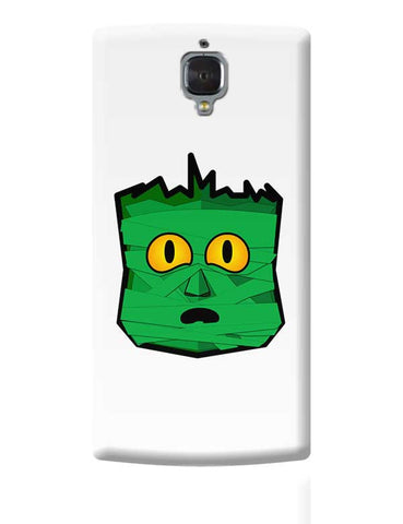 Green Mummy OnePlus 3 Covers Cases Online India