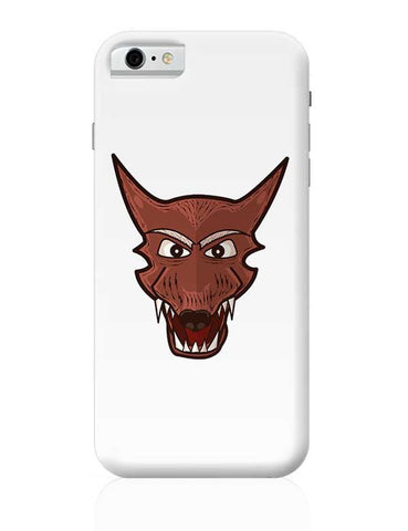 Werewolf iPhone 6 / 6S Covers Cases