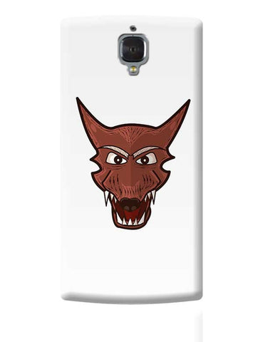 Werewolf OnePlus 3 Covers Cases Online India