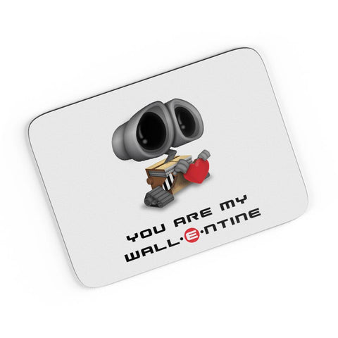 Be My Wall‰áE‰áNtine (Men) A4 Mousepad Online India