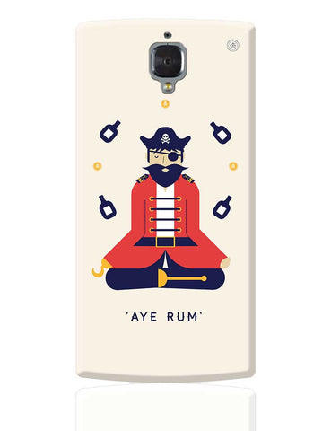 Pirate OnePlus 3 Cover Online India