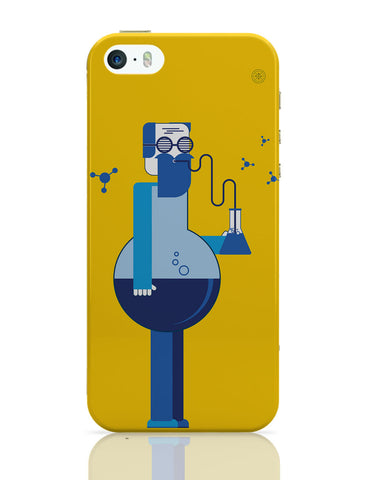 iPhone 5 / 5S Cases & Covers | The Scientist iPhone 5 / 5S Case Online India