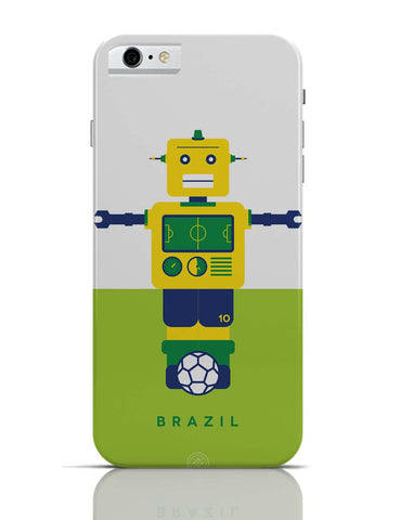 iPhone 6/6S Covers & Cases | Robot Foosball Brazil iPhone 6 Case Online India