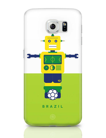 Samsung Galaxy S6 Covers | Robot Foosball Brazil Samsung Galaxy S6 Case Covers Online India