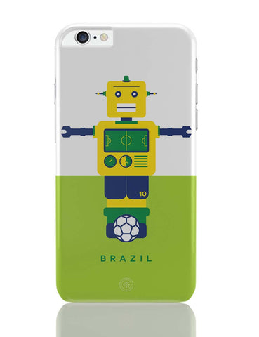 iPhone 6 Plus/iPhone 6S Plus Covers | Robot Foosball Brazil iPhone 6 Plus / 6S Plus Covers Online India