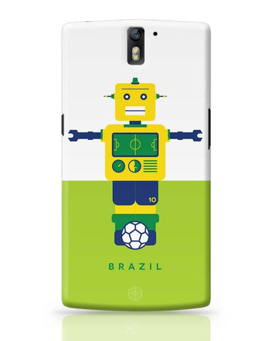 OnePlus One Covers | Robot Foosball Brazil OnePlus One Case Cover Online India