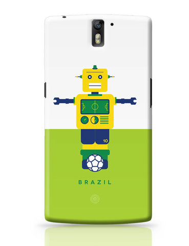 OnePlus One Covers | Robot Foosball Brazil OnePlus One Cover Online India