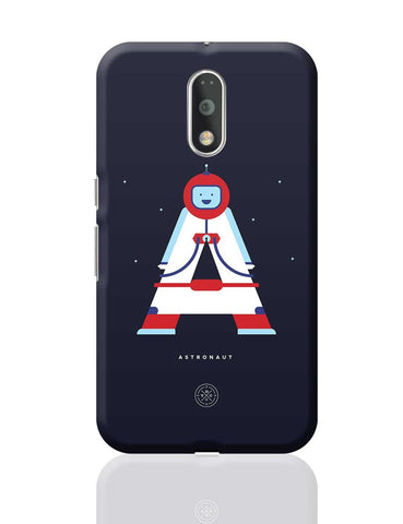 Alphabet People - Astronaut Moto G4 Plus Online India