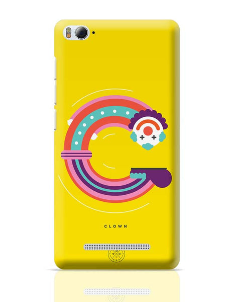 Alphabet People - Clown Xiaomi Mi 4i Covers Cases Online India