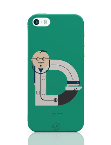 Alphabet People - Doctor iPhone Covers Cases Online India