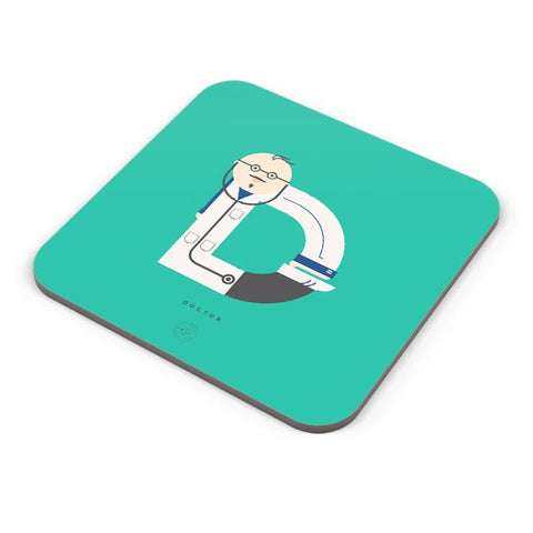 Alphabet People - Doctor Coaster Online India