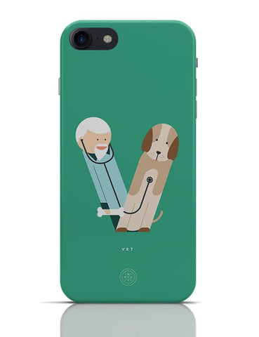 Alphabet People - Vet iPhone 7 Covers Cases Online India