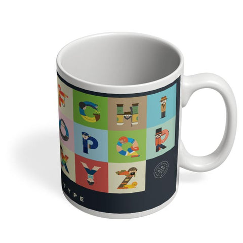 People Of A Type Coffee Mug Online India