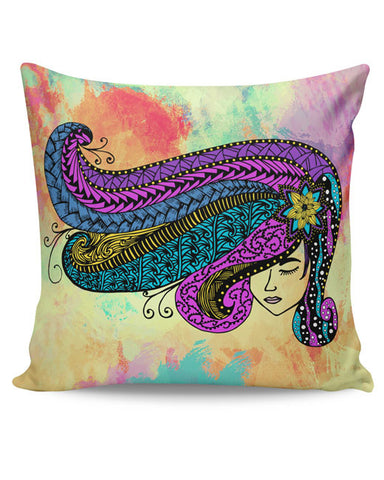 PosterGuy | Rapunzel Cushion Cover Online India