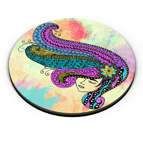 PosterGuy | Rapunzel Fridge Magnet Online India by Swati Mohta