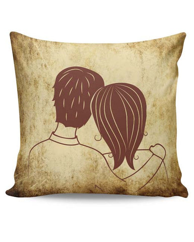 PosterGuy | Love Moments Cushion Cover Online India