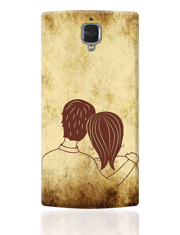 Love Moments OnePlus 3 Cover Online India