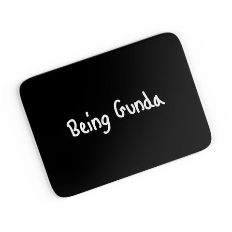 Being Gunda A4 Mousepad Online India