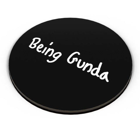 PosterGuy | Being Gunda Fridge Magnet Online India by Swati Mohta