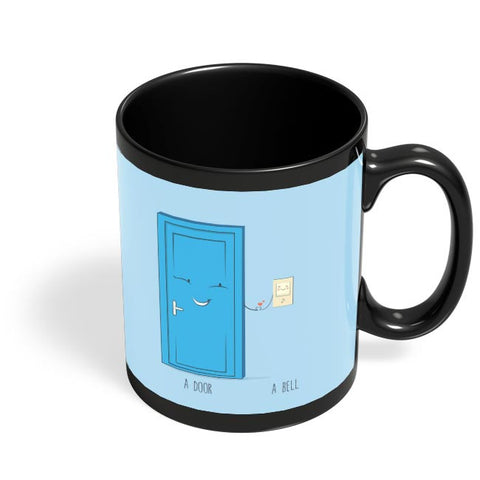 Adorable Black Coffee Mug Online India
