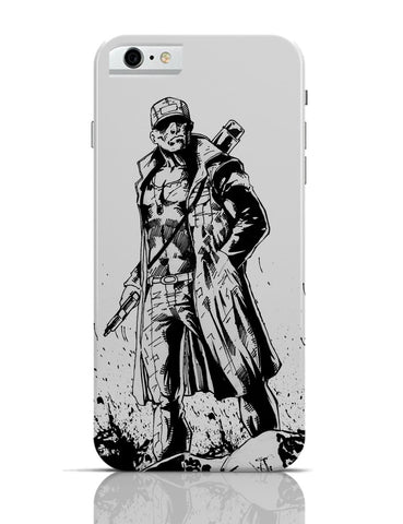 iPhone 6 Covers & Cases | Man With Gun iPhone 6 Case Online India