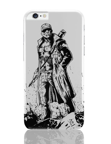 iPhone 6 Plus/iPhone 6S Plus Covers | Man With Gun iPhone 6 Plus / 6S Plus Covers Online India