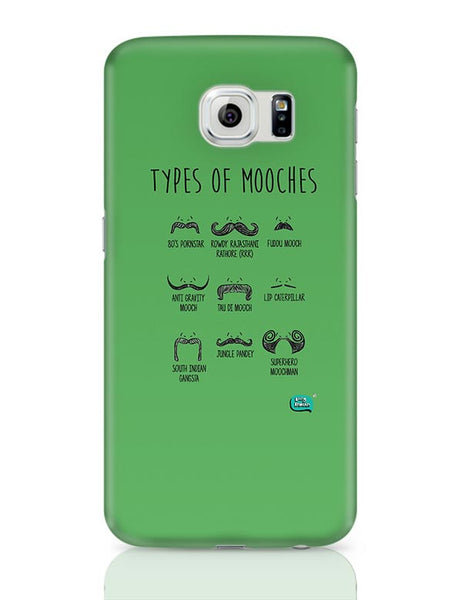 Types Of Mooches Info Graphic Illustration Samsung Galaxy S6 Covers Cases Online India