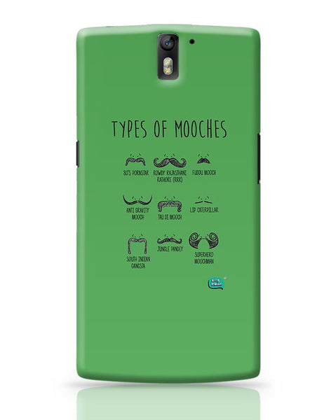 Types Of Mooches Info Graphic Illustration OnePlus One Covers Cases Online India