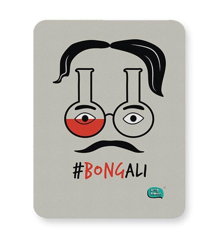 Bongali:- Bengali With A Bong Mousepad Online India