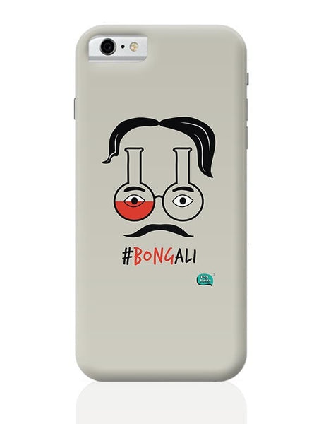 Bongali:- Bengali With A Bong iPhone 6 6S Covers Cases Online India