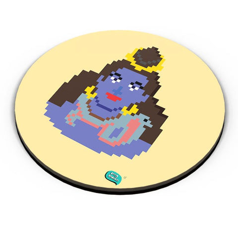 Lord Shiva Pixel Art Illustration Fridge Magnet Online India