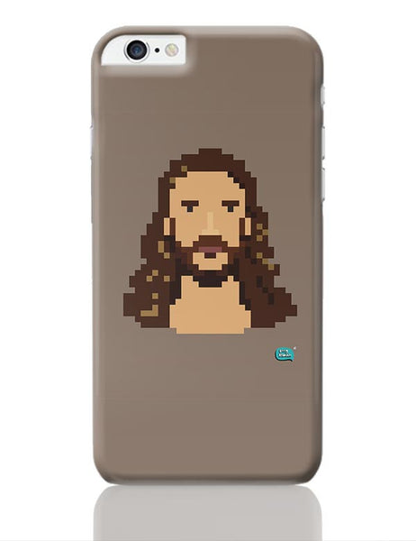 Jesus Christ Pixel Art Illustration iPhone 6 Plus / 6S Plus Covers Cases Online India